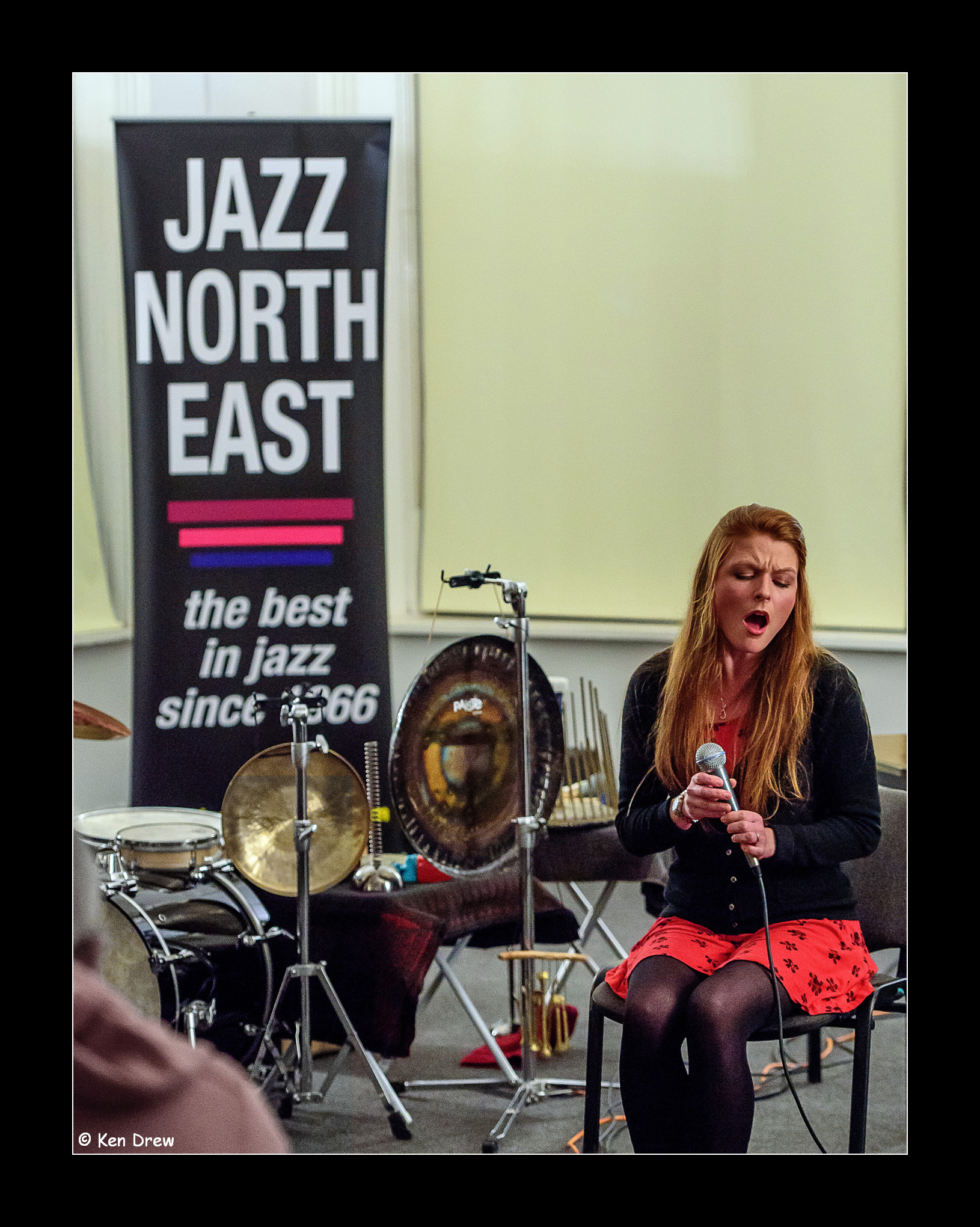 Yoko Miura/Charlie Collins + Zoë Gilby – Jazz North East  23 Sept 2015  _cKen Drew_